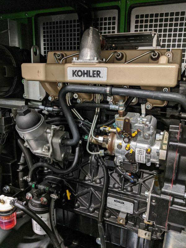 Inmesol-IK-044-Three-Phase-Diesel-Generator-Kohler-Engine-KDI2504TM-Inside
