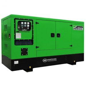 Inmesol-IV-110-100kVA-80KW-Three-Phase-Diesel-Generator-400V