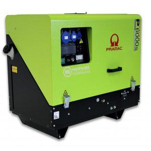 PRAMAC-P6000S-5.3KW-230V-CONN-SUPER-SILENT-DIESEL-GENERATOR