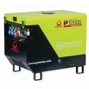 Parmac P12000 400V AVR Honda