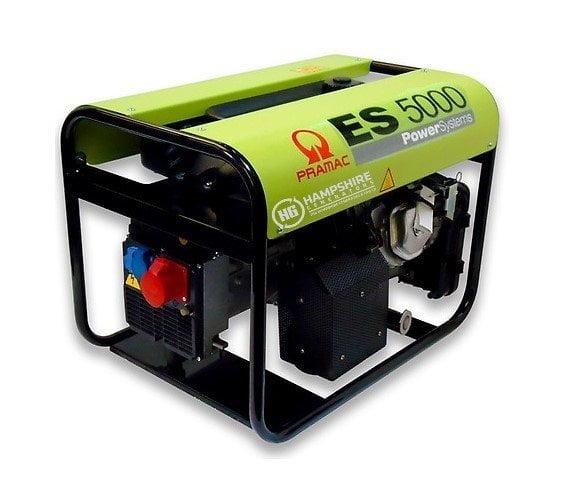 Pramac-ES5000-3-Phase-petrol-Generator