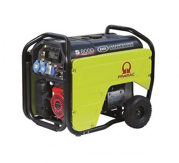 Pramac-S8000-Petrol-Generator