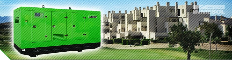 inmesol standby generator range