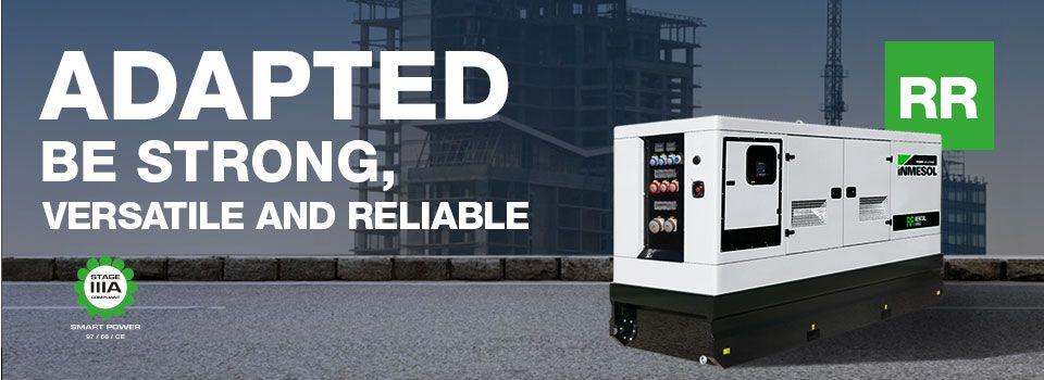 inmesol rental generator range