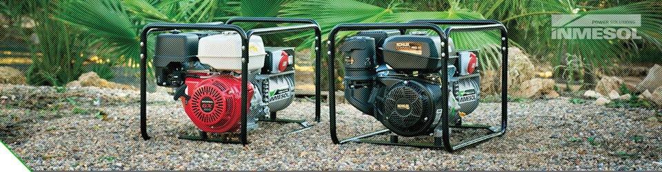 inmesol portable generator range