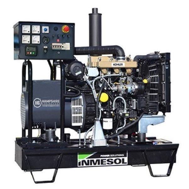 Inmesol AK 009 Three Phase Open Diesel Generator 1