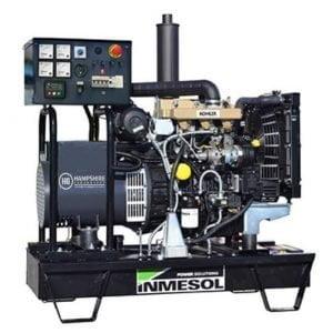 Inmesol AK 017 Three Phase Open Diesel Generator 1