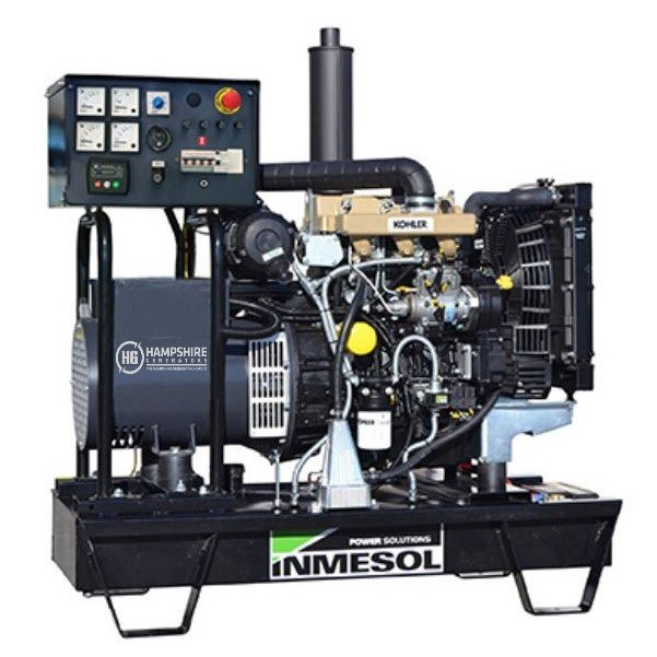 Inmesol AK 022 Three Phase Open Diesel Generator V5