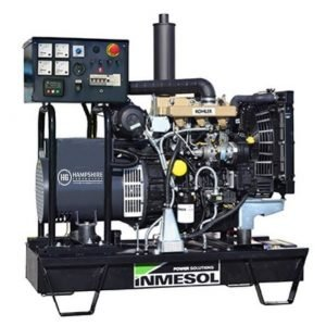 Inmesol AK 030 Three Phase Open Diesel Generator 1