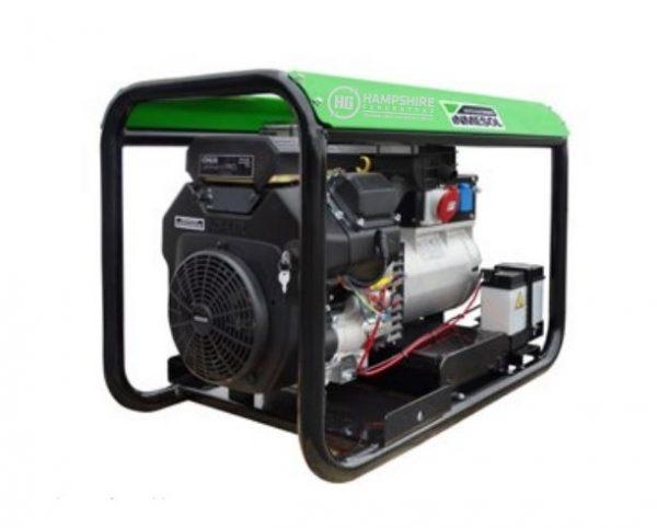 Inmesol-AK-1500-16.5kVA-13KW-400V-Three-Phase-Petrol-Generator-Electric-Start