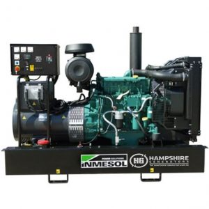 Inmesol-AV-110-Three-Phase-Open-Diesel-Generator
