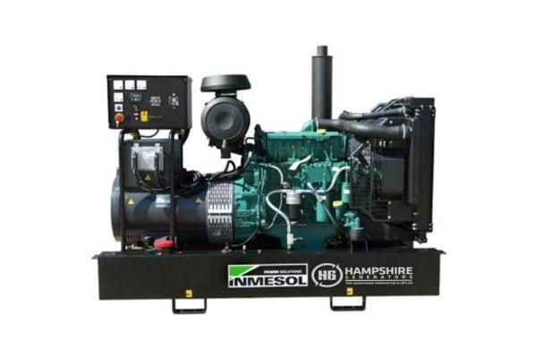 Inmesol-AV-110-Three-Phase-Open-Diesel-Generator
