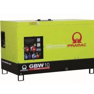 Pramac-GBW10P-Generator