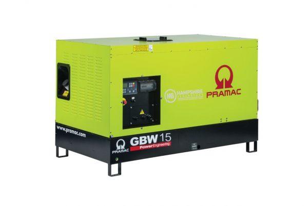 Pramac-GBW15P-Generator