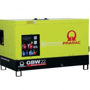Pramac-GBW22P-Generator