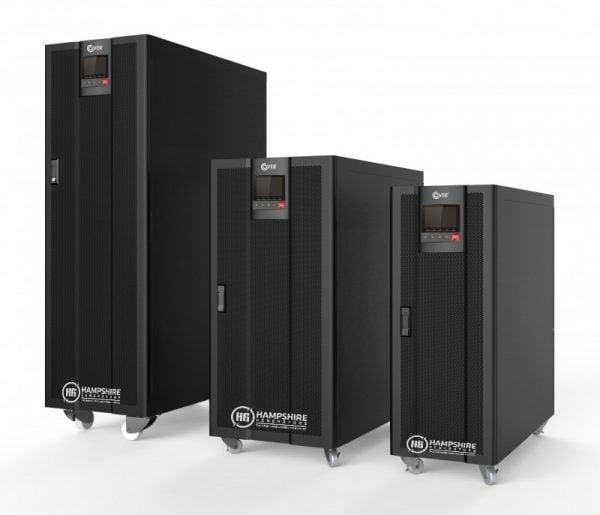 Cover Energy 80kVA UPS 80000VA MZ 80 Online Unit