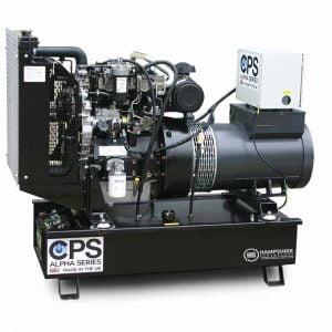 100kVA-Open-Diesel-Generator-110kVA-Standby-Perkins-AP100