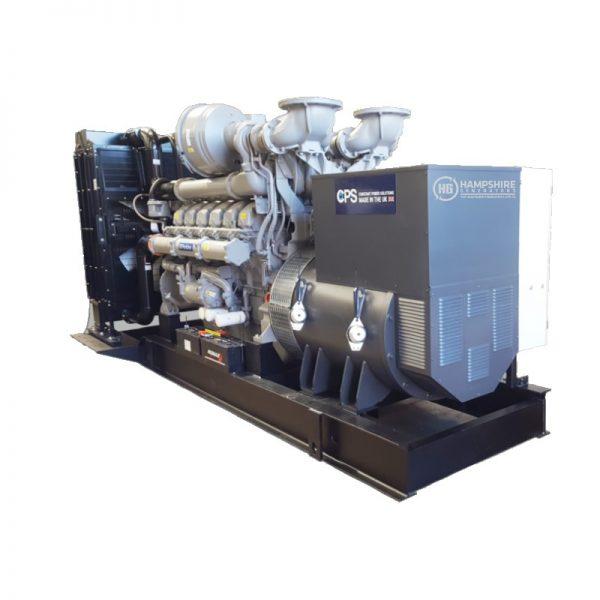1250kVA-Open-Generator-1375kVA-Standby-Diesel-Perkins-AP1250-Back-View