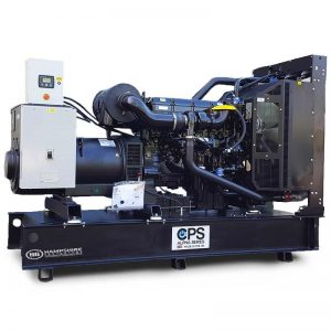 150kVA-Open-Diesel-Generator-165kVA-Standby-Perkins-AP150