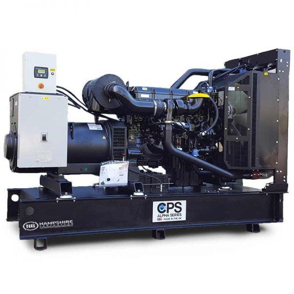 180kVA-Open-Diesel-Generator-198kVA-Standby-Perkins-AP180