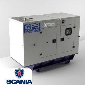 275kVA-Diesel-Generator-300kVA-Standby-Scania-AS275S