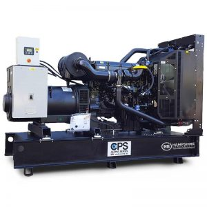 350kVA-Open-Diesel-Generator-385kVA-Standby-Perkins-AP350