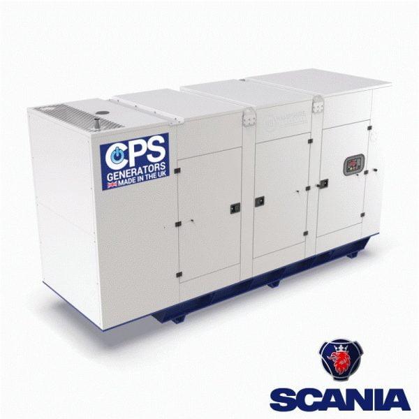 550kVA-Diesel-Generator-600kVA-Standby-Scania-AS550S