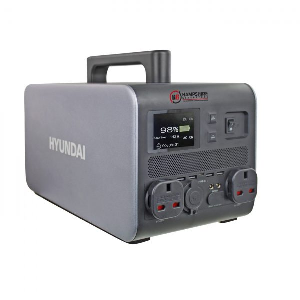 Hyundai-HPS-1100-1000W-Portable-Power-Station