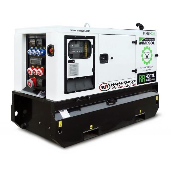Inmesol-IKRN5-020-20kVA-17KW-Three-Phase-Diesel-Generator-400-230V