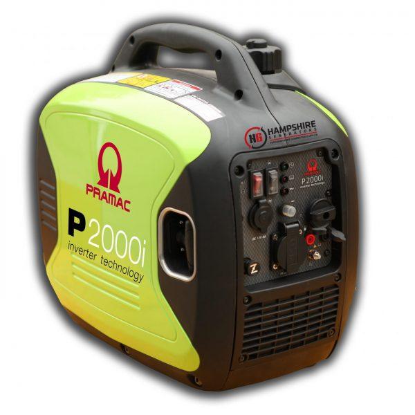 Pramac-P2000i-2000W-Inverter-Generator-Yamaha-Powered-For-Sale