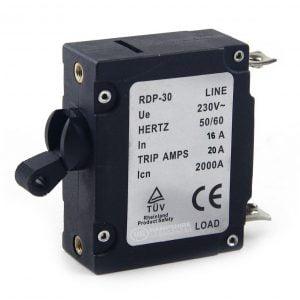 Circuit-breaker-for-a-Pramac-PX5000