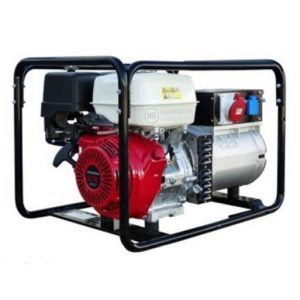 Inmesol-AH-600-5.5kVA-4.4KW-400V-230V-3-Phase-Petrol-Generator-Recoil-Start