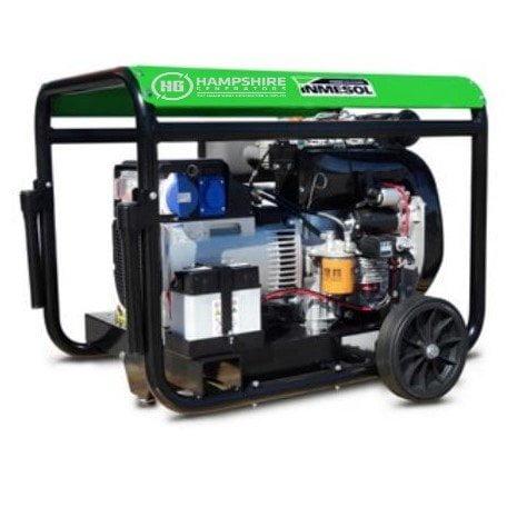 Inmesol-AKD-1200-13kVA-12KW-230V-Diesel-Generator-Electric-Start