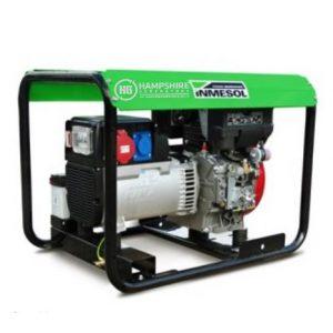 Inmesol-AKD-650-7kVA-6.5KW-400V-230V-3-Phase-Diesel-Generator-Electric-Start