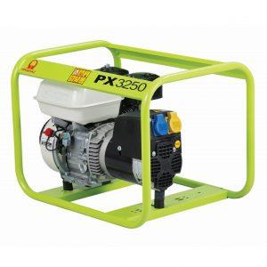 Pramac-PX3250-2.6kw-230V-115V-Petrol-Generator-Recoil-Start