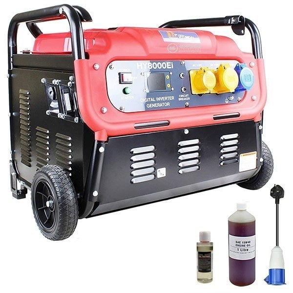 P1PE-P8000Ei-7500W-Portable-Petrol-Inverter-Generator