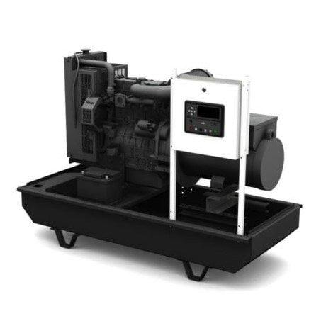 12kVA-Open-Diesel-Generator-Perkins-403A-11G1-Diesel-Engine