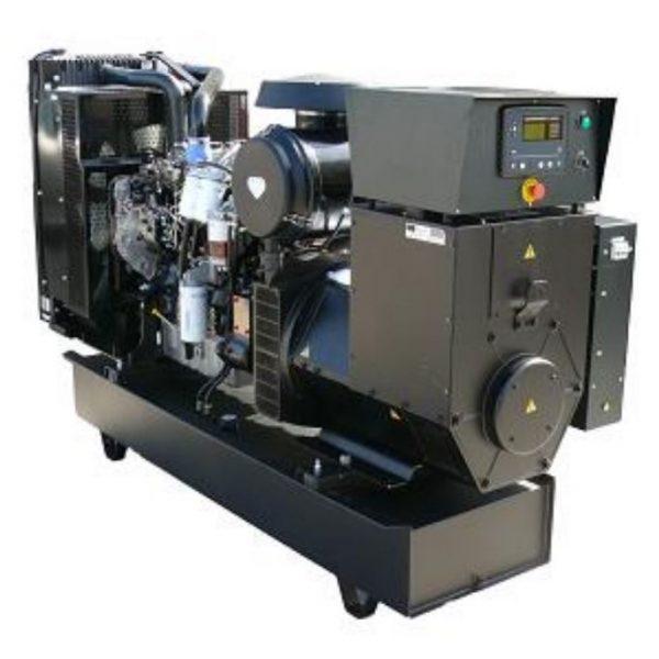 140kVA-Open-Diesel-Generator-Perkins-1106A-70TG1-Diesel-Engine