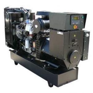 200kVA-Open-Diesel-Generator-Perkins-1106A-70TAG4-Diesel-Engine