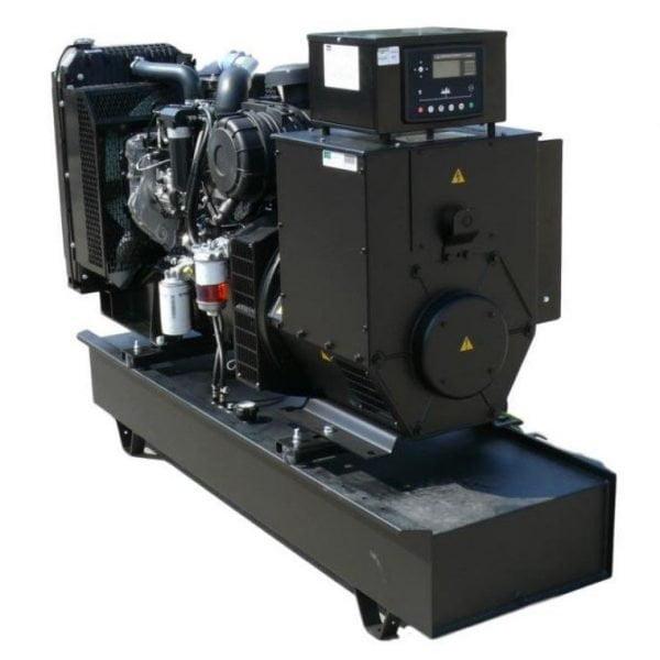 25kVA-Open-Diesel-Generator-Perkins-1103A-33G-Diesel-Engine-Single-Phase