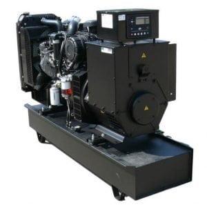 55kVA-Open-Diesel-Generator-Perkins-1103A-33TG2-Diesel-Engine-Single-Phase