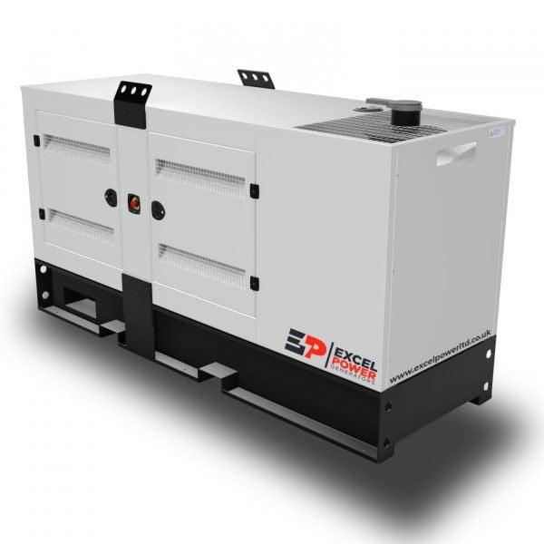 140kVA Baudouin Powered Diesel Generator XL140B