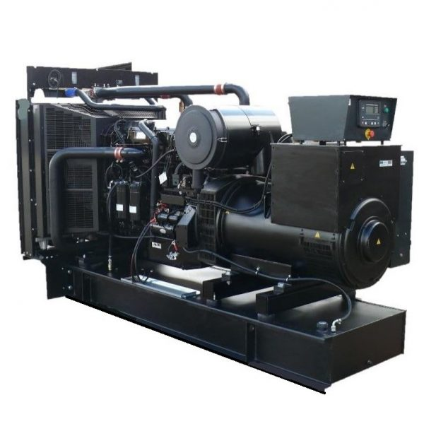 300kVA-Open-Diesel-Generator-Perkins-1506A-E88TAG5-Diesel-Engine