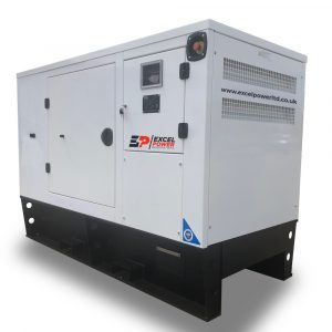 30kVA Baudouin Powered Diesel Generator XL33B