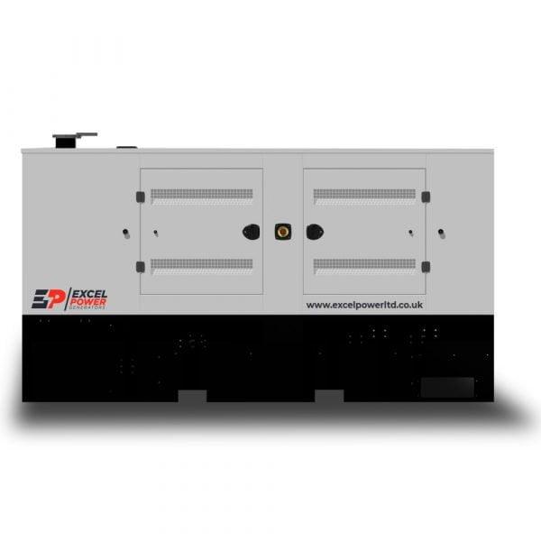 340kVA Baudouin Powered Diesel Generator XL310B Face on