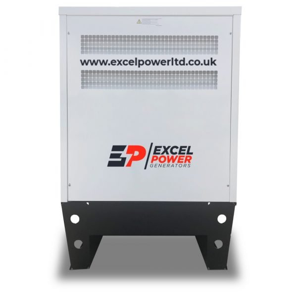 45kVA Baudouin Powered Diesel Generator XL45B End Pannel