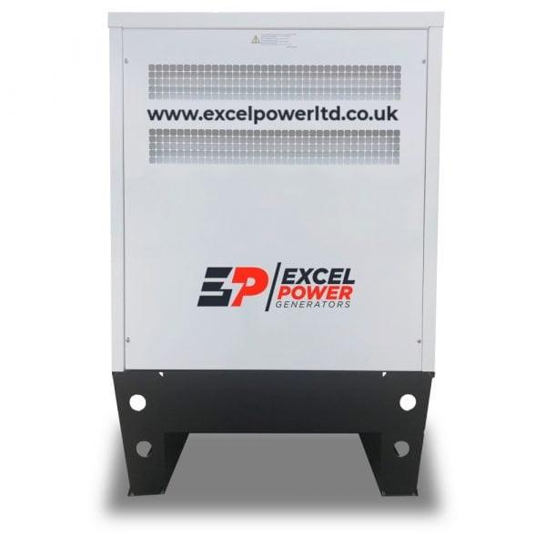 50kVA Baudouin Powered Diesel Generator XL50B End Pannel