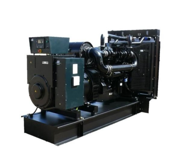 600kVA-Open-Diesel-Generator-Perkins-2806A-E18TAG1A-Diesel-Engine