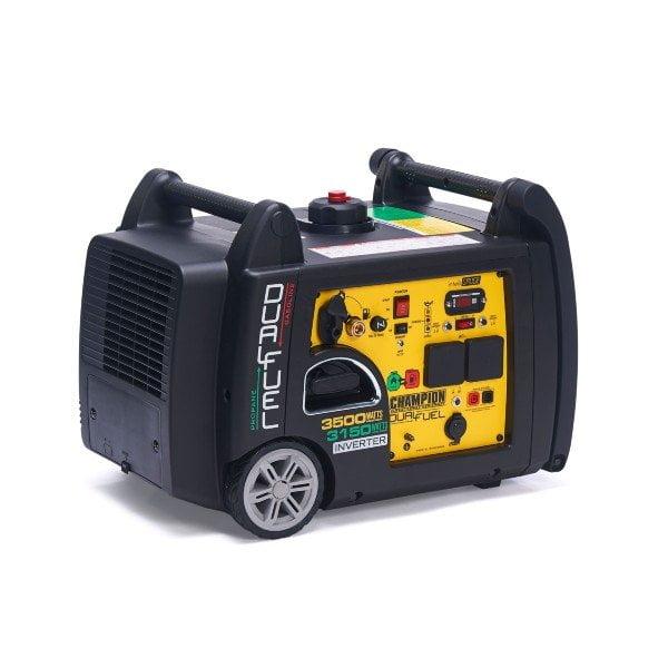 champion dual fuel generator
