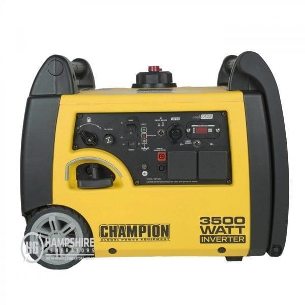 Champion 73001i E 3400W Petrol Inverter Generator